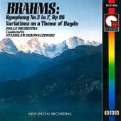 Brahms: Symphony No. 3 von Halle Orchestra
