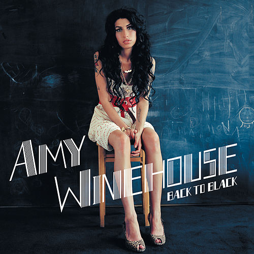 Back To Black by Amy Winehouse