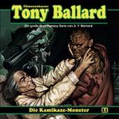 Folge 21: Die Kamikaze-Monster von Tony Ballard