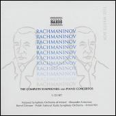 Play & Download The Complete Symphonies and Piano Concertos by Sergei Rachmaninov | Napster
