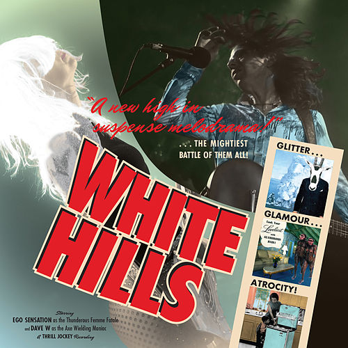 Play & Download Glitter Glamour Atrocity by White Hills | Napster