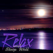 Relax and Sleep Well - Soothing Nature Sounds, Relaxing Piano Music, Trouble Sleeping, Deep Meditation, Inner Peace, Restful Sleep by Healing Therapy Music