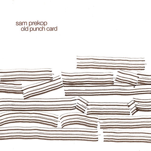 Old Punch Card by Sam Prekop
