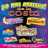 Lo Más Arrecho de la Costa by Various Artists