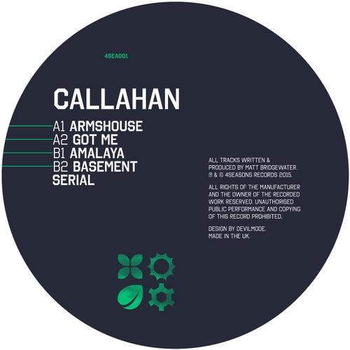Armshouse EP de Callahan