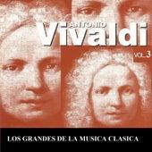 Los Grandes de la Musica Clasica - Antonio Vivaldi Vol. 3 by Various Artists