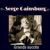 Serge Gainsburg-Grands succès by Serge Gainsbourg
