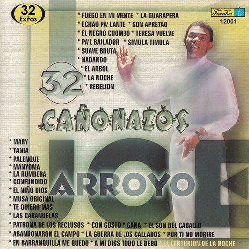 32 Cañonazos by Joe Arroyo