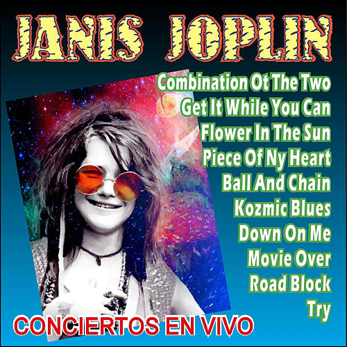 Play & Download Janis Joplin - Conciertos en Vivo by Janis Joplin | Napster