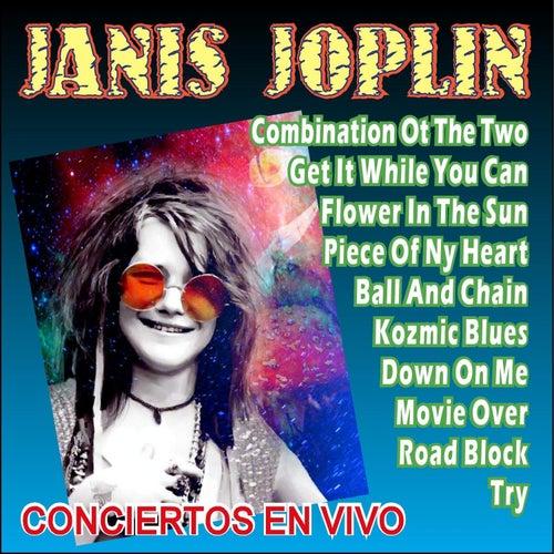 Janis Joplin - Conciertos en Vivo by Janis Joplin