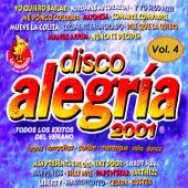 Disco Alegría 2001 Vol. 4, Alegría Non Stop By Mike Platinas by Various Artists