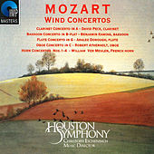 Play & Download Mozart: Wind Concertos by David Peck | Napster