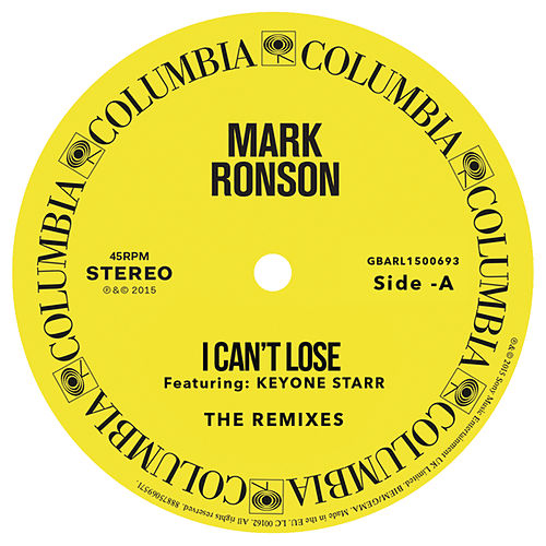 I Can't Lose (Remixes) - EP by Mark Ronson