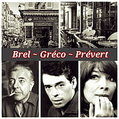 Play & Download Brel, Gréco, Prévert by Various Artists | Napster