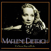 On Screen, Stage and Radio by Marlene Dietrich