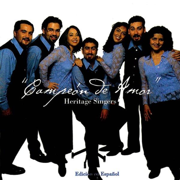 Heritage Singers / Campeón de amor - Heritage ... - YouTube