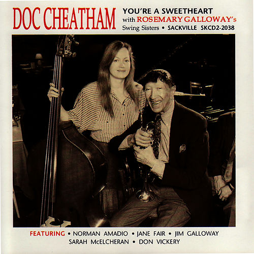 You're A Sweatheart by Doc Cheatham