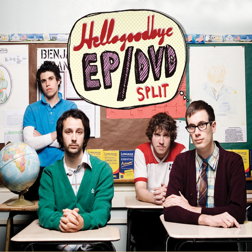 EP With Bonus Tracks by Hellogoodbye
