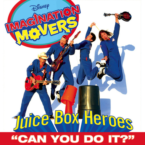 Play & Download Can You Do It? by Imagination Movers | Napster