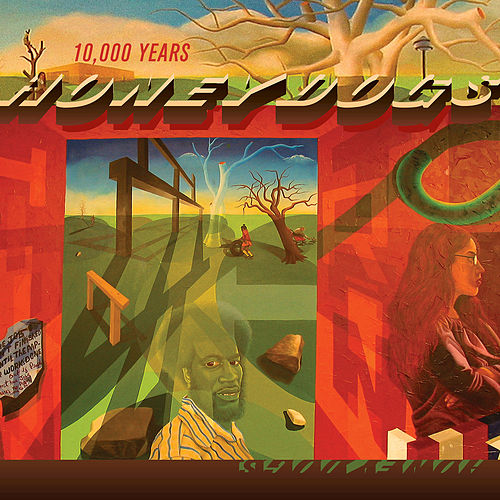 Play & Download 10,000 Years by The Honeydogs | Napster