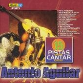 15 Pistas para Cantar Como - Sing Along: Antonio Aguilar by Mariachi Garibaldi