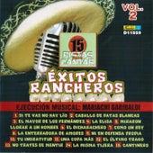 15 Pistas para Cantar - Sing Along: Exitos Rancheros, Vol. 2 by Mariachi Garibaldi