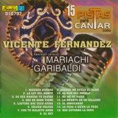 Play & Download 15 Pistas para Cantar Como - Sing Along: Vicente Fernández by Mariachi Garibaldi | Napster
