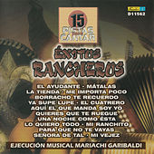 Play & Download 15 Pistas para Cantar - Sing Along: Exitos Rancheros by Mariachi Garibaldi | Napster