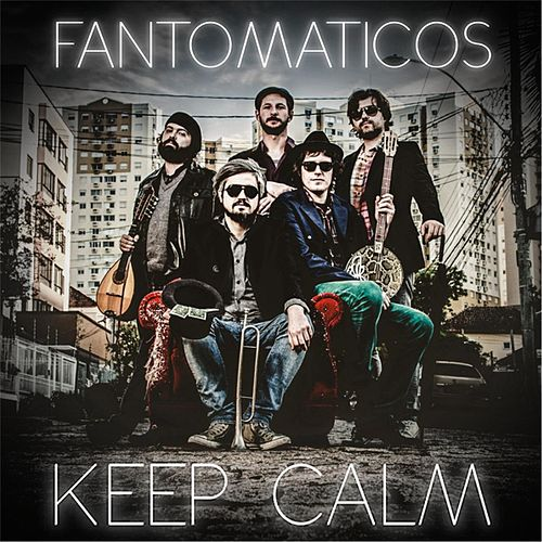 Keep Calm by Fantomaticos
