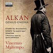 Play & Download Alkan: Genius-Enigma by Vincenzo Maltempo | Napster