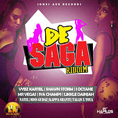 Play & Download De Saga Riddim by Various Artists | Napster