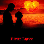 First Love – The Best Instrumental Songs for Lovers, Dinner for Two, Candelight & Gentle Piano, Romance by the Fireplace, Flirt and Charm by Tantric Music
