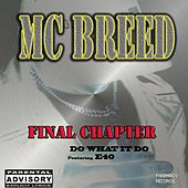 Play & Download Final Chapter by MC Breed | Napster