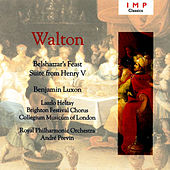 Play & Download Belshazzar's Feast by Benjamin Luxon | Napster