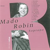 1918 - 1960 by Mado Robin