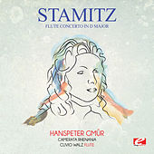Stamitz: Flute Concerto in D Major (Digitally Remastered) by Hanspeter Gmür