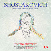 Shostakovich: Symphony No. 8 in C Minor, Op. 65 (Digitally Remastered) by Yevgeny Mravinsky