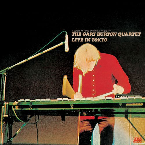 Live In Tokyo by Gary Burton