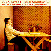 Tchaikovsky & Rachmaninoff Piano Concertos by Vienna State Opera Orchestra