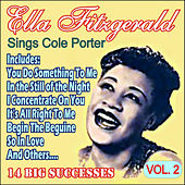 Play & Download Ella Fitzgerald Sing Cole Porter - Vol. 2 by Ella Fitzgerald | Napster