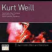 Play & Download Jazz Meets Weill And Gershwin by Daniel Schnyder | Napster