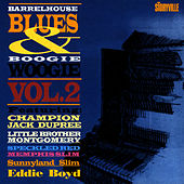 Barrelhouse, Blues & Boogie Woogie Vol. II by Eddie Boyd