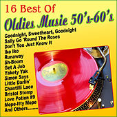 16 Best of Oldies Music 50's 60's by Various Artists
