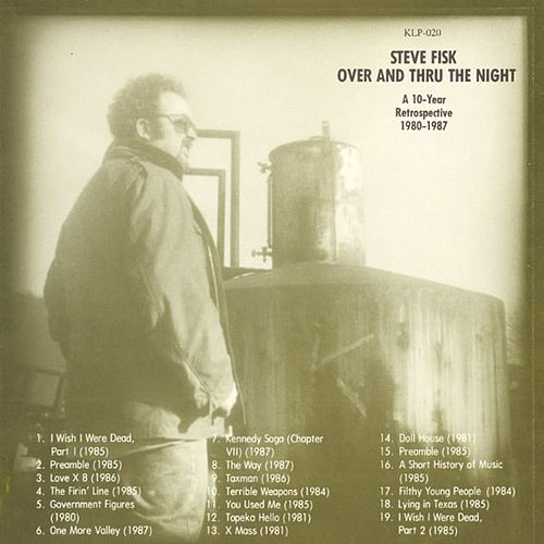 Play & Download Over and Thru the Night by Steve Fisk | Napster