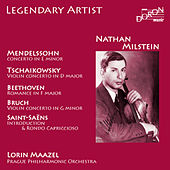 Play & Download Legendary Artist - Nathan Milstein by Nathan Milstein | Napster