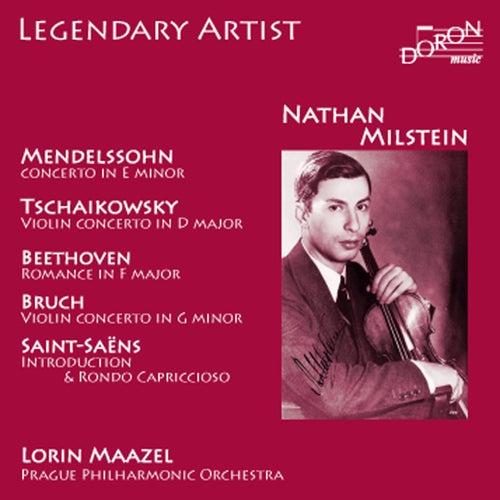 Legendary Artist - Nathan Milstein von Nathan Milstein