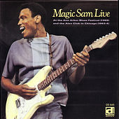 Live at Ann Arbor & In Chicago by Magic Sam