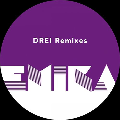 Play & Download DREI Remixes by Emika | Napster