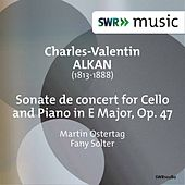 Play & Download Alkan: Sonate de concert in E Major, Op. 47 by Martin Ostertag | Napster