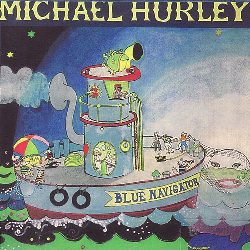 Blue Navigator by Michael Hurley